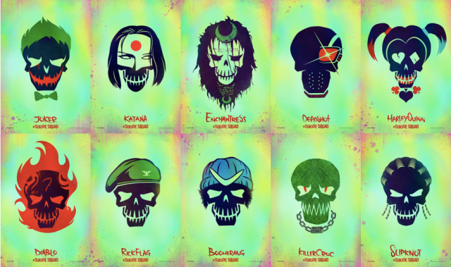 SuicideSquadcharacters
